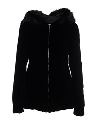 Versus Down Jackets Black