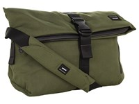 Crumpler The Pinnacle Of Horror Commuter Laptop Shoulder Bag Rifle Green Bags
