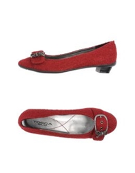 Tosca Blu Pumps Red