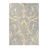 Morris And Co Pure Pimpernel Rug Linen Cream