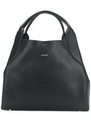 Lanvin Cabas Bag Black