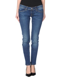 Fornarina Denim Pants Blue