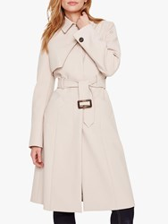 Damsel In A Dress Iona Belted Coat Stone