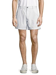 Original Paperbacks Solid Cotton Shorts Khaki