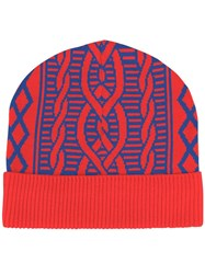 Opening Ceremony Beanie Blue