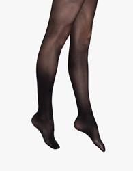 Hue Sheer Tights 2 Pack Black