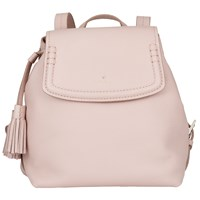 Kate Spade New York Orchard Street Selby Leather Backpack Aunaturel