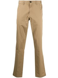 Michael Kors Straight Leg Chino Trousers 60