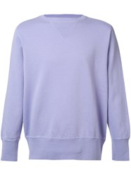 Levi's Vintage Clothing Classic Sweatshirt Pink Purple