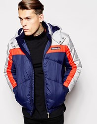 Ellesse Re Issue Retro Padded Jacket Blue