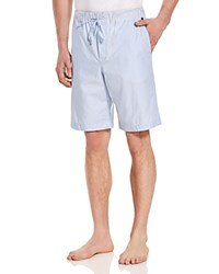 Hanro Night And Day Woven Lounge Shorts Heather Check