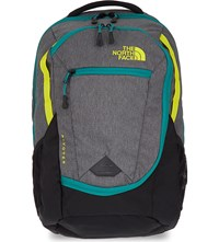 The North Face Pivoter Backpack Grey Green