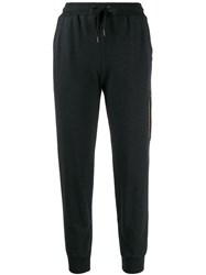 Brunello Cucinelli Tapered Track Trousers Grey