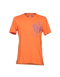 Full Circle T Shirts Orange