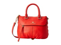 Vince Camuto Dean Small Satchel Poppy Red Satchel Handbags