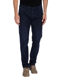 Seventy By Sergio Tegon Casual Pants Dark Blue
