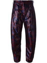 Kenzo 'Tanami Flower Mum' Trousers Multicolour