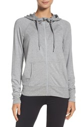 Zella 'S Well Played Zip Fleece Hoodie