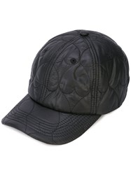 Opening Ceremony Quilted Baseball Cap Black
