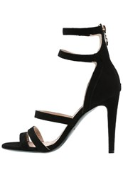 Patrizia Pepe High Heeled Sandals Nero Black