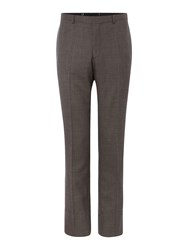 Chester Barrie Albemarle Sharkskin Trouser Grey