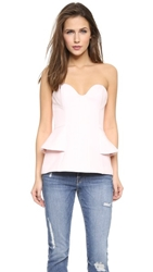 Finders Keepers Take A Shot Bustier Powder Pink