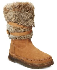 Bearpaw Women's Kara Cold Weather Boots Women's Shoes Hickory