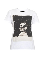 Marc By Marc Jacobs Bea On A Mission Cotton T Shirt