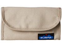Kavu Big Spender Taupe Wallet Handbags