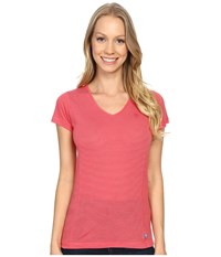 Fjall Raven Dasy T Shirt Coral Women's T Shirt