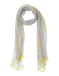 Pinko Grey Stoles Light Grey