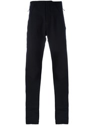 Lost And Found Ria Dunn Slim Fit Trousers Black