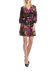 Trina Turk Floral Shirley Dress Multi