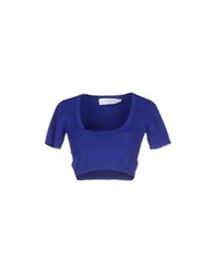 Cacharel Sweaters Blue