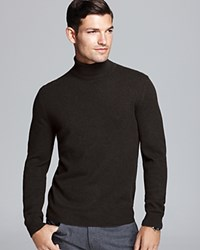 The Men's Store At Bloomingdale's Cashmere Turtleneck Sweater Bloomingdale's Exclusive Black
