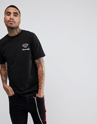Diamond Supply Co. T Shirt With Logo Black