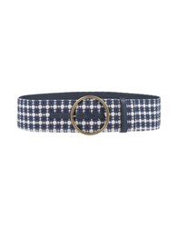 Ballantyne Belts Dark Blue