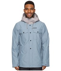 Oakley Division Biozone Insulated Jacket Blue Mirage Men's Coat