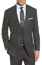 Peter Millar Men's 'Flynn' Classic Fit Plaid Wool And Cashmere Sport Coat