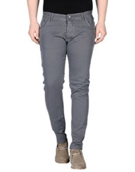 S D Side Casual Pants Dark Blue