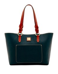Dooney And Bourke Tammy Leather Tote Black
