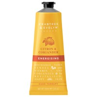 Crabtree And Evelyn Citron Coriander Energising Hand Therapy 100Ml