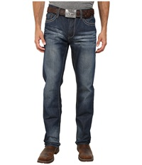 Cinch Ian Mb72136001 Indigo Men's Jeans Blue