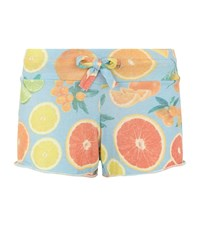 Wildfox Couture Cutie Fruit Shorts Female Multi