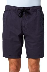 7 Diamonds Carrera Trim Fit Shorts Navy