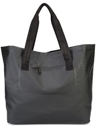 Herschel Supply Co. 'Alexander' Tote Bag Unisex Polyester Pvc One Size Black