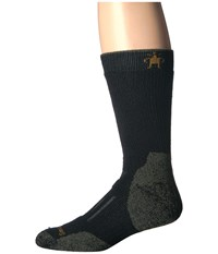 Smartwool Phd Outdoor Heavy Crew Black Crew Cut Socks Shoes