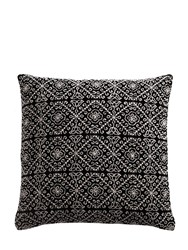 Aniza Nah Hand Embroidered Feather Pillow