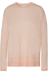 Derek Lam 10 Crosby By Cashmere Sweater Pastel Pink