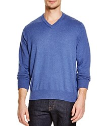 Tailorbyrd Long Sleeve V Neck Sweater Compare At 79.50 Royal